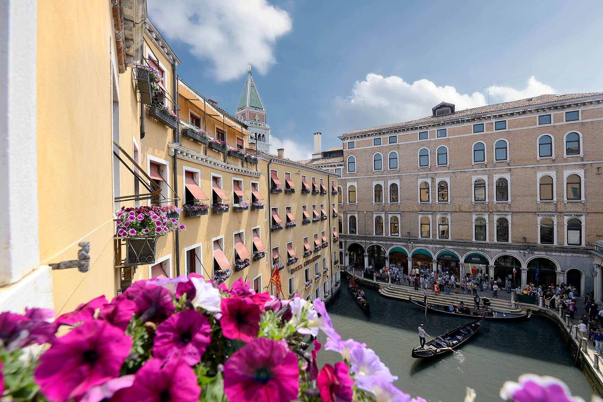 Rooms: Hotel Cavalletto & Doge Orseolo Venice Official Site
